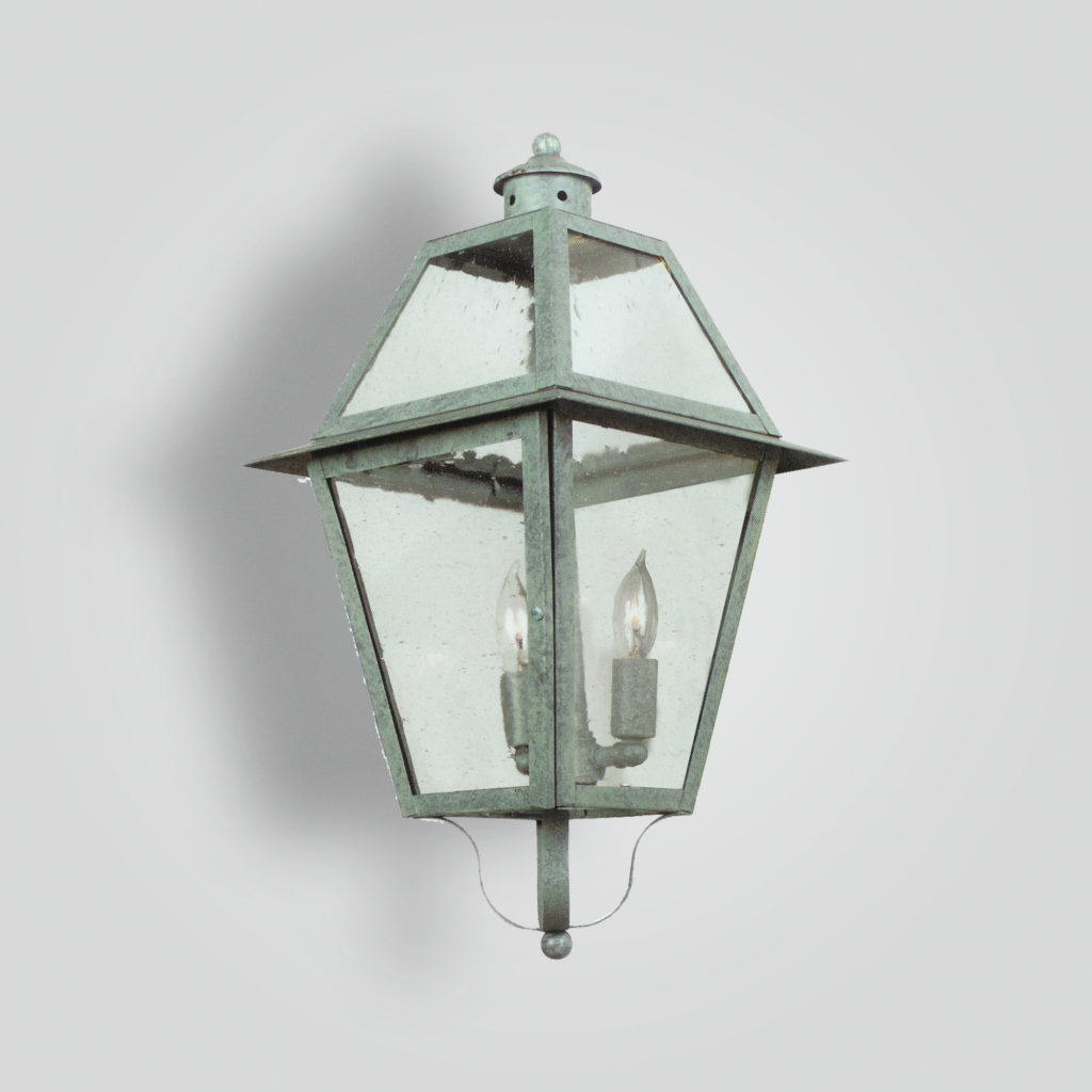 212-cb3-br-h-sh Wildcat Pendant Colonial Lantern – ADG Lighting Collection