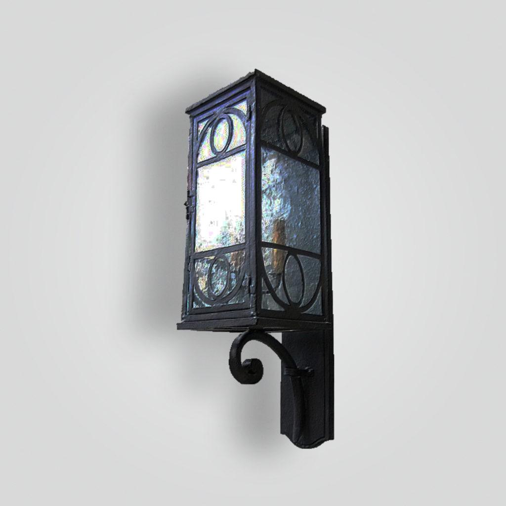 302-cb2-jc-w-sh Seabreeze Lantern Transitional – ADG Lighting Collection