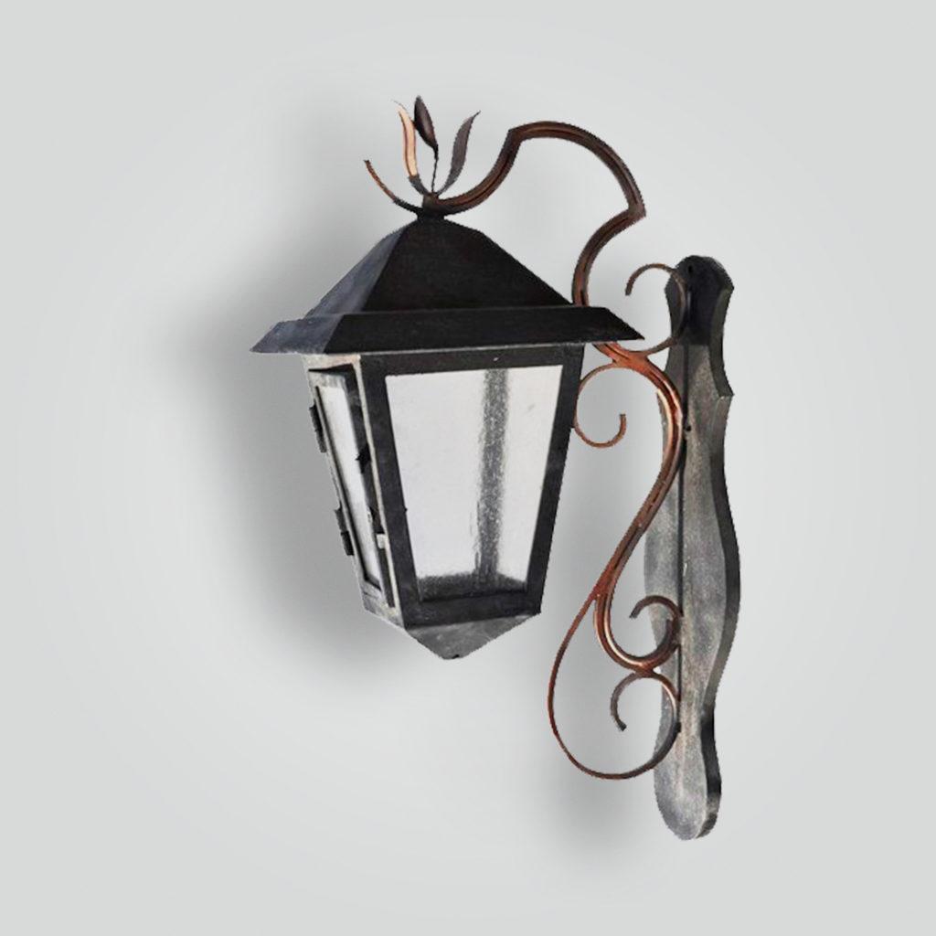 430-mb1-ir-w-ba Kentucky Lantern – ADG Lighting Collection