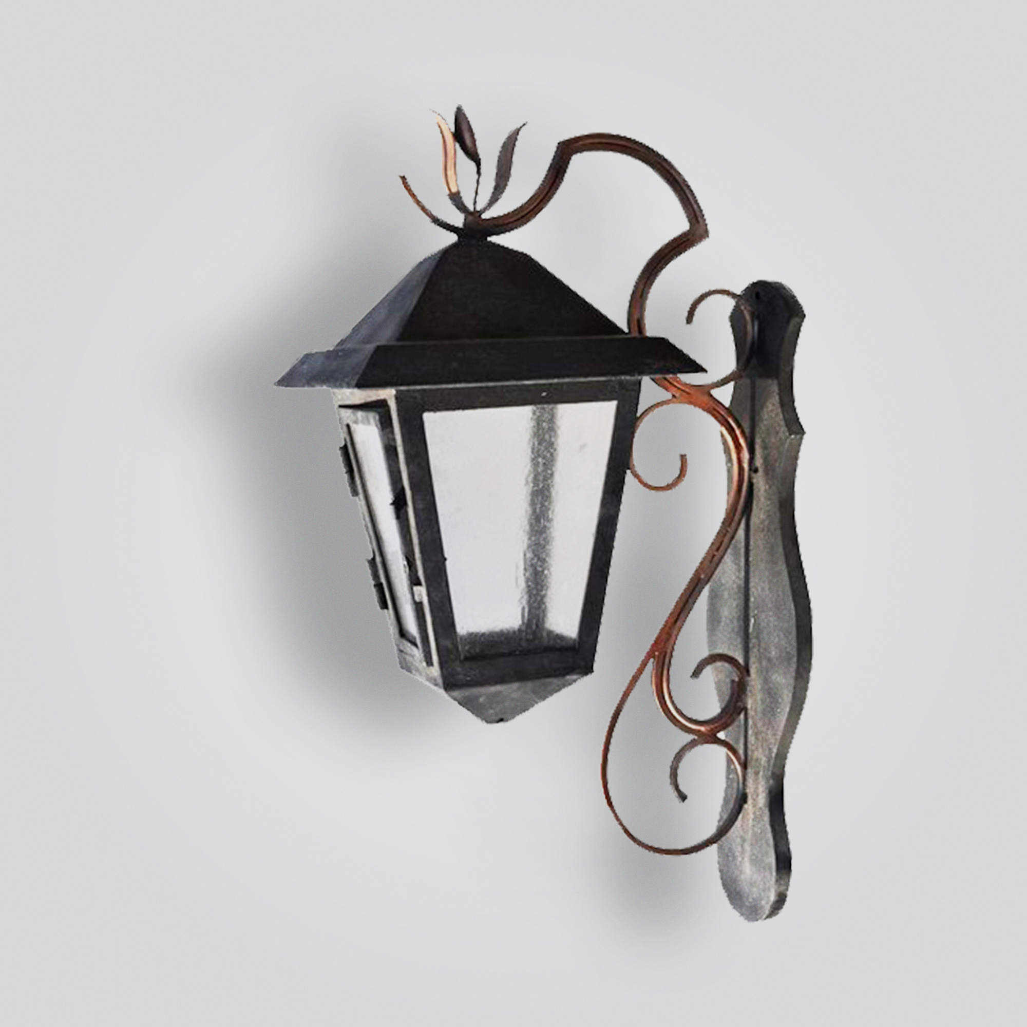 430-mb1-ir-w-ba Kentucky Lantern – ADG Lighting Collection