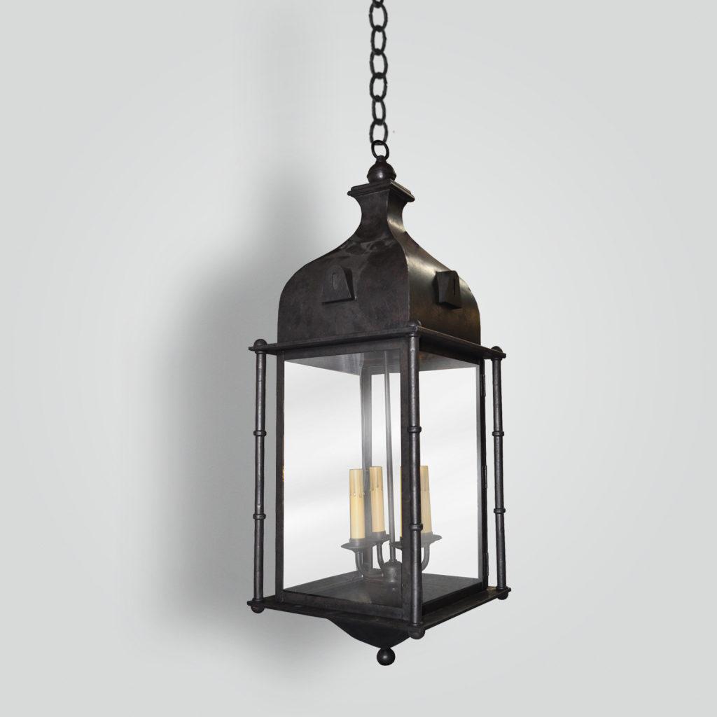 470-cb4-ir-pen-ba Braganza Lantern – ADG Lighting Collection