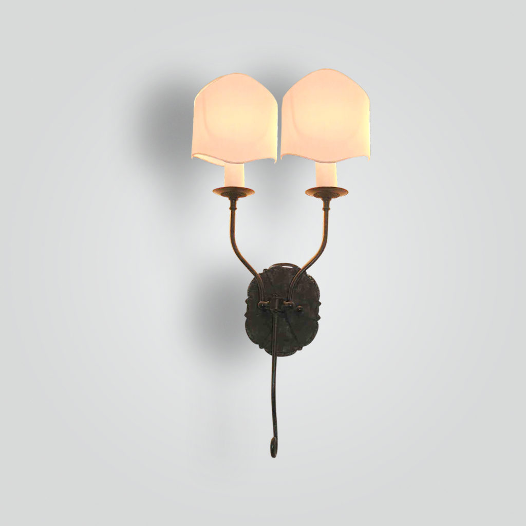 5000.1 Raymond's Sconce – ADG Lighting Collection