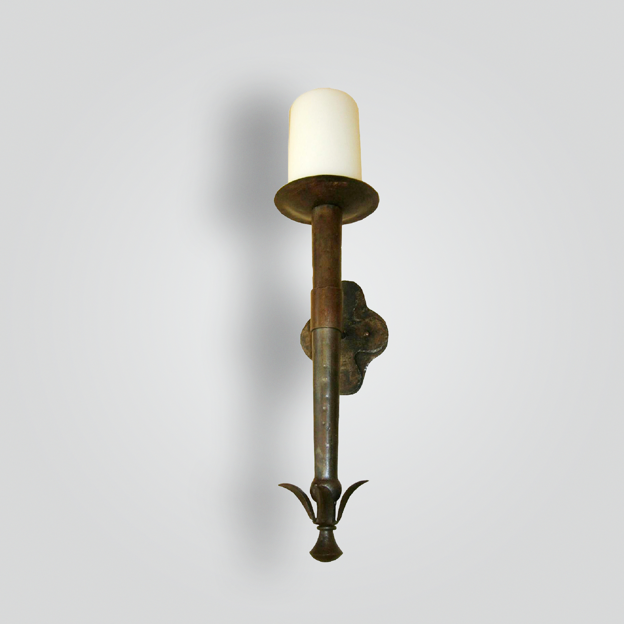 5040-mb1-ir-s-fr Flora Sconce – ADG Lighting Collection