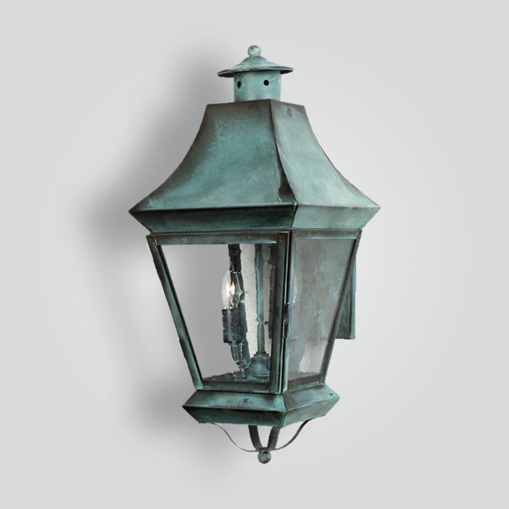 522-cb5-br-w-sh Green Lantern – ADG Lighting Collection