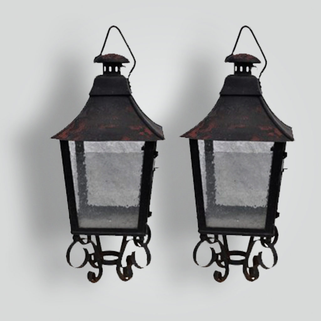 580-mb1-ir-p-ba Left and Right Pair Lanterns – ADG Lighting Collection