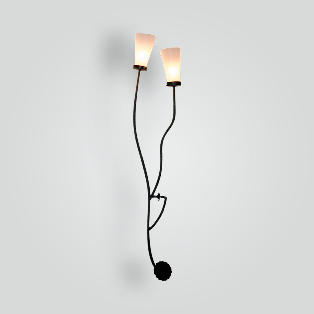 6200 Loris Lilly Large Sconce – ADG Lighting Collection
