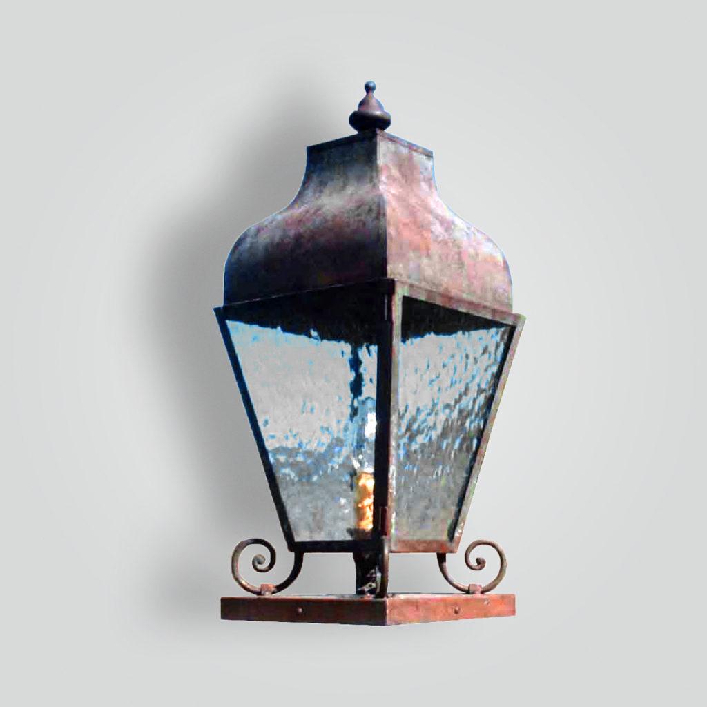 640-cb1-br-p-sh Pilasterete – ADG Lighting Collection