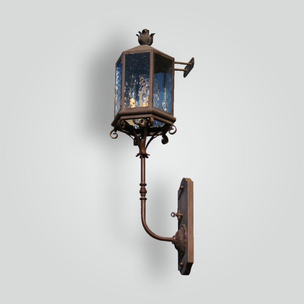 682-cb3-ir-w-ba Transitional Lantern – ADG Lighting Collection