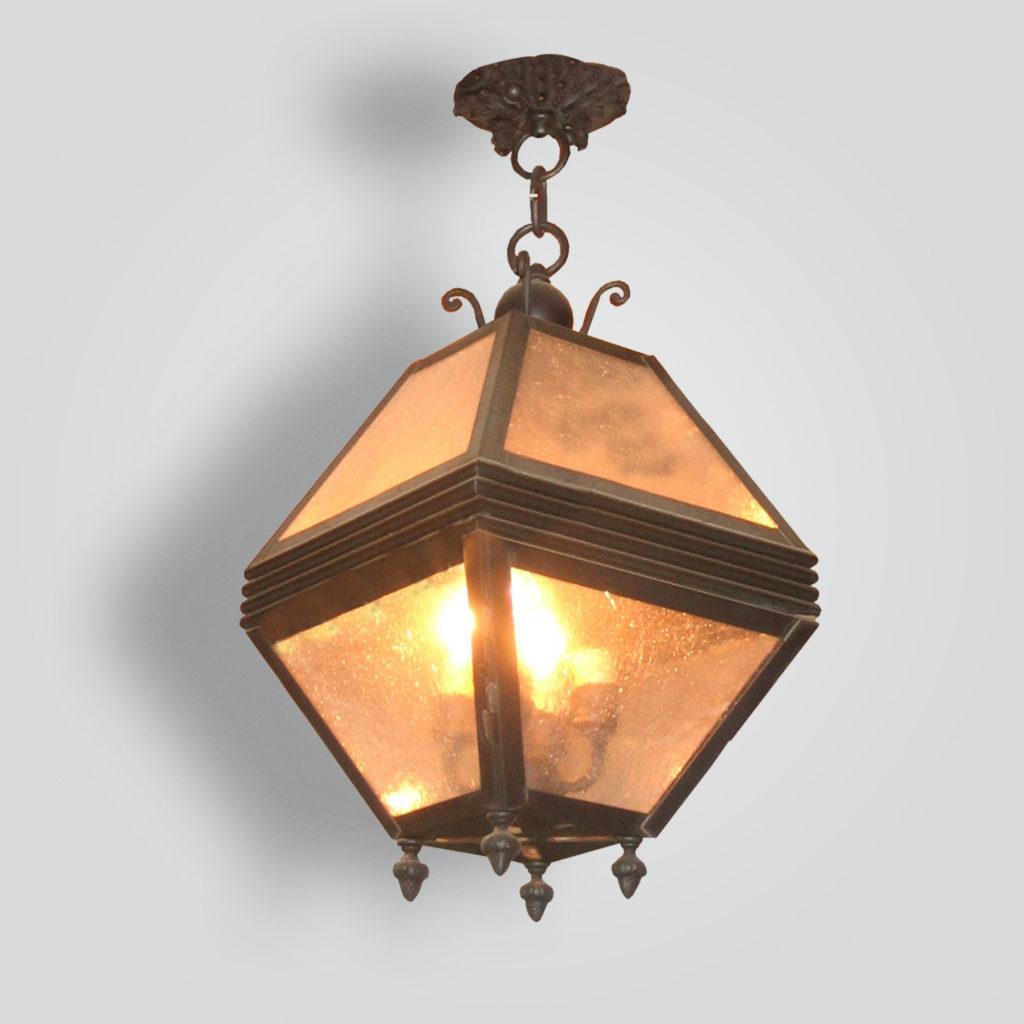 683b-cb3-br-h-sh Venetian Lantern – ADG Lighting Collection