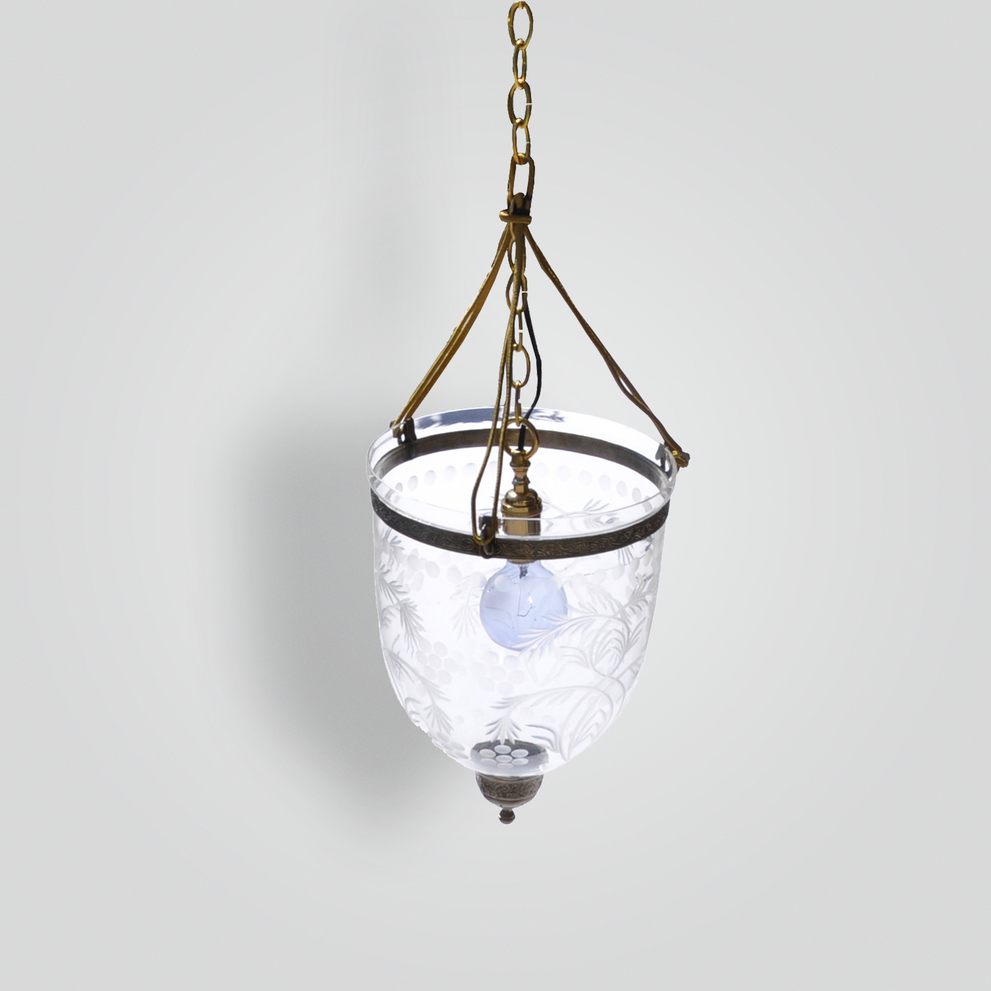 7011-cb2-st-sh-etched-bell-jar-eclectic – ADG Lighting Collection