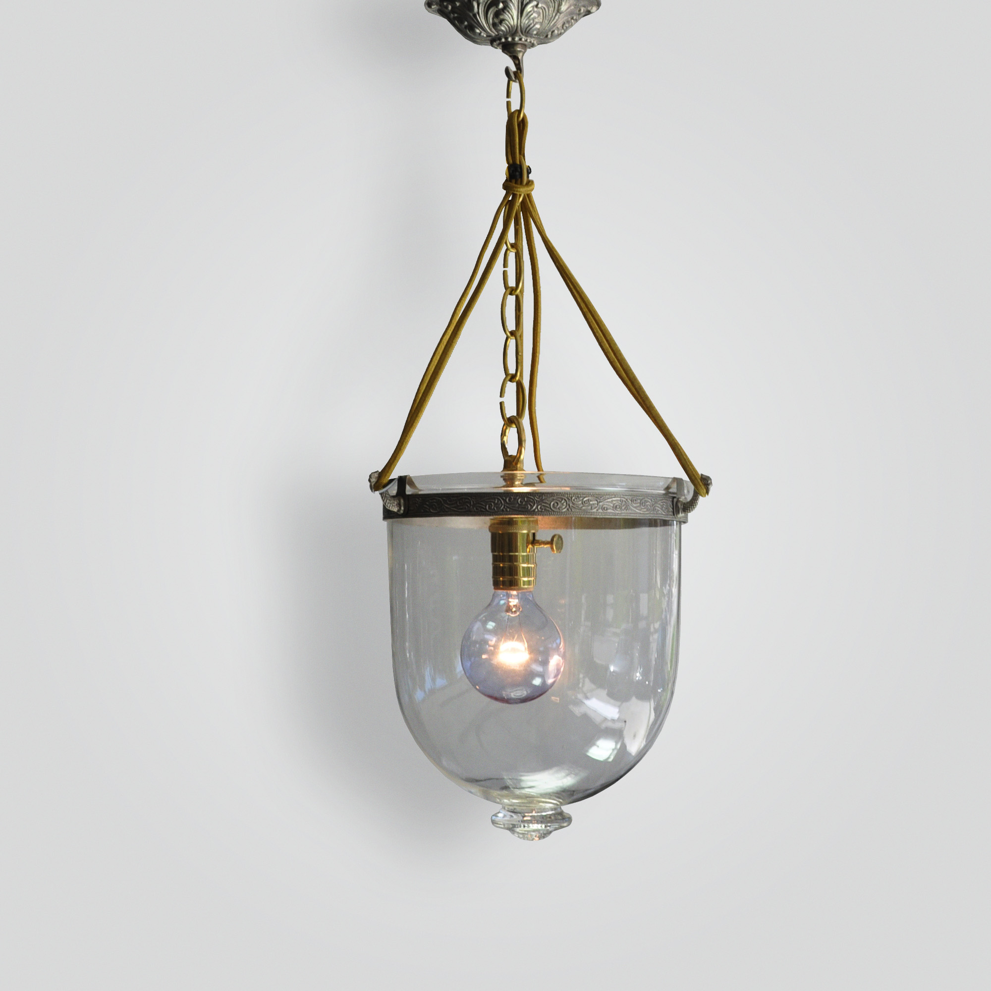 7012-mb1-st-sh-glass-bell-jar-eclectic – ADG Lighting Collection