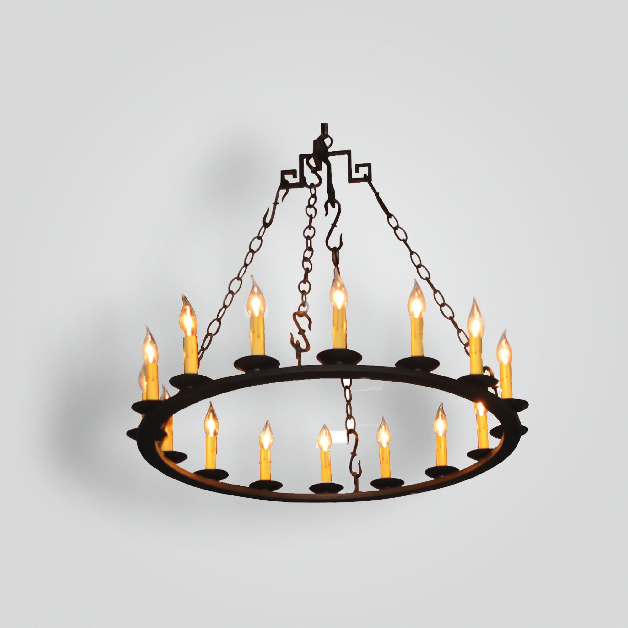 7024-mb12-ir-h-fr-iron-ring-chandelier-candle – ADG Lighting Collection