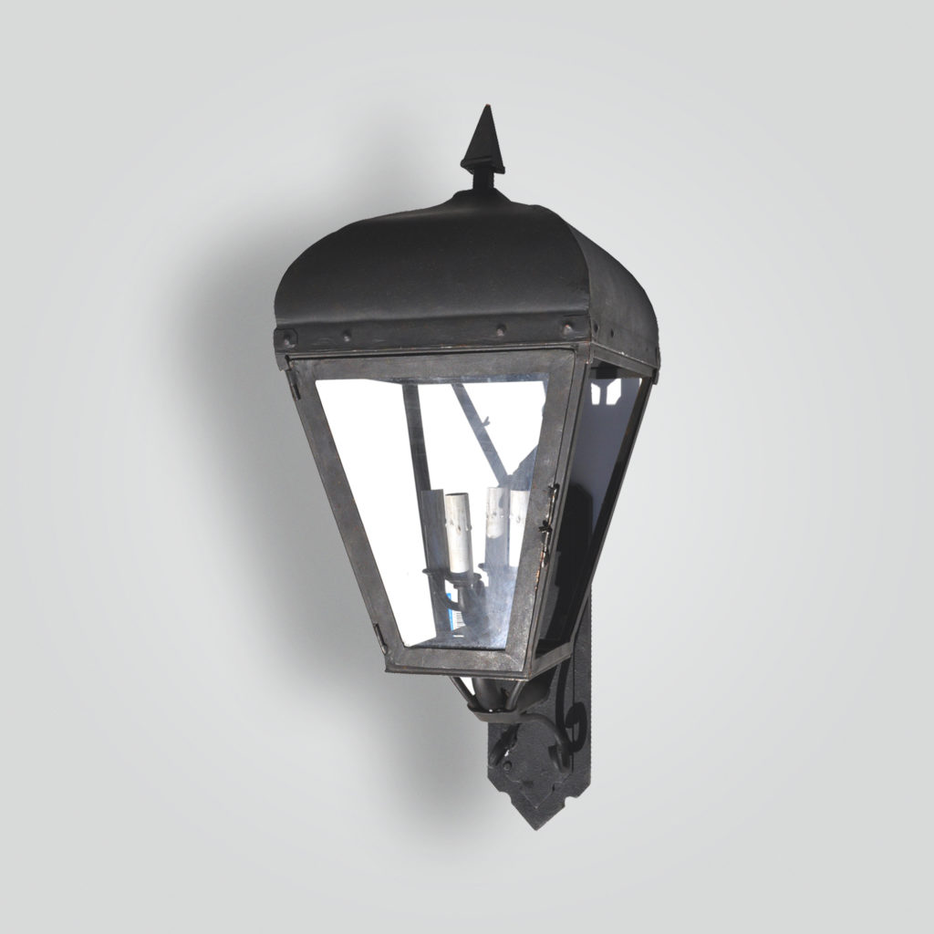 730-2-cb3-ir-w-ba Helmet Lantern – ADG Lighting Collection