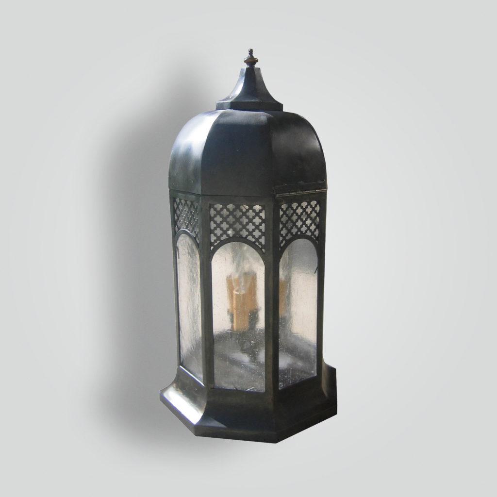 730-cb3-ir-p-sh Arch Pilaster Lantern – ADG Lighting Collection