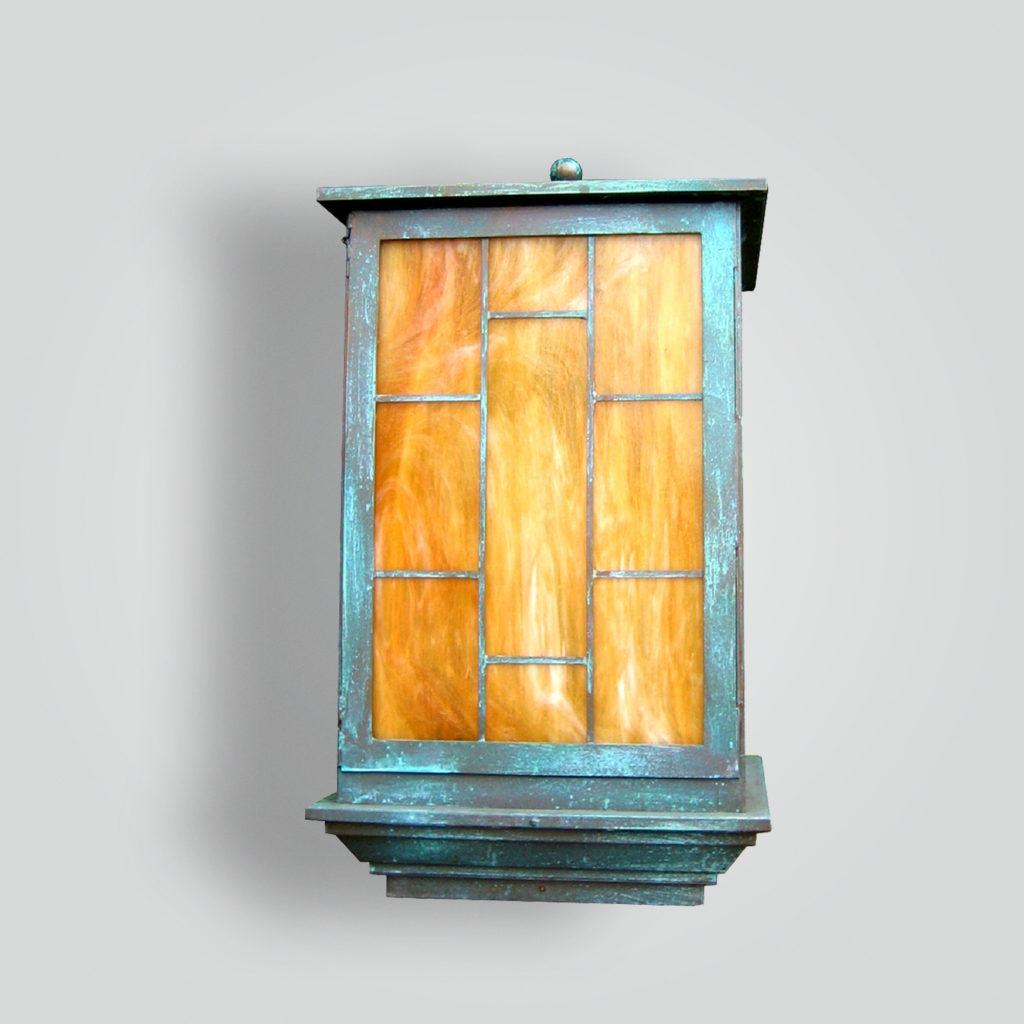 780-mb1-br-p-sh Ambrose Lantern – ADG Lighting Collection