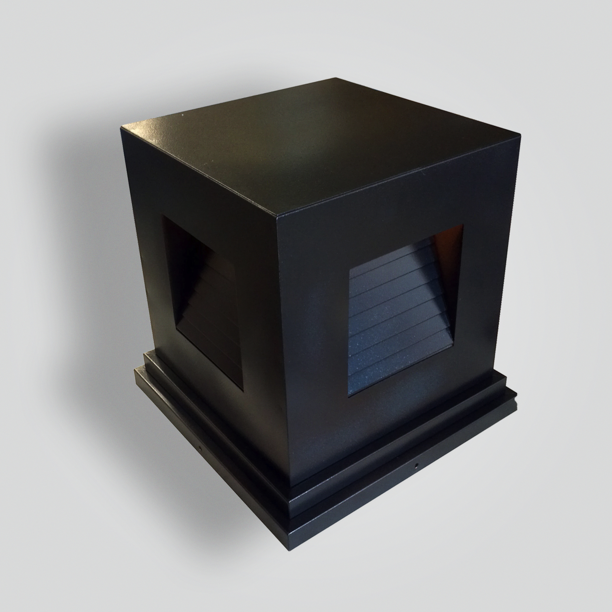 792-ind-br-p-sh Induction Square Pilaster – ADG Lighting Collection
