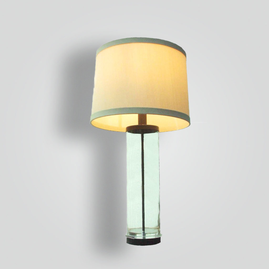 8060-mb1-brgl-l-sh Pyrex Lamp  – ADG Lighting Collection