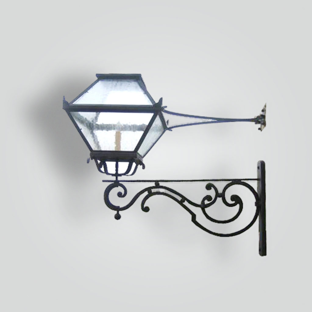 850-mb1-ir-w-ba Dell Lantern – ADG Lighting Collection