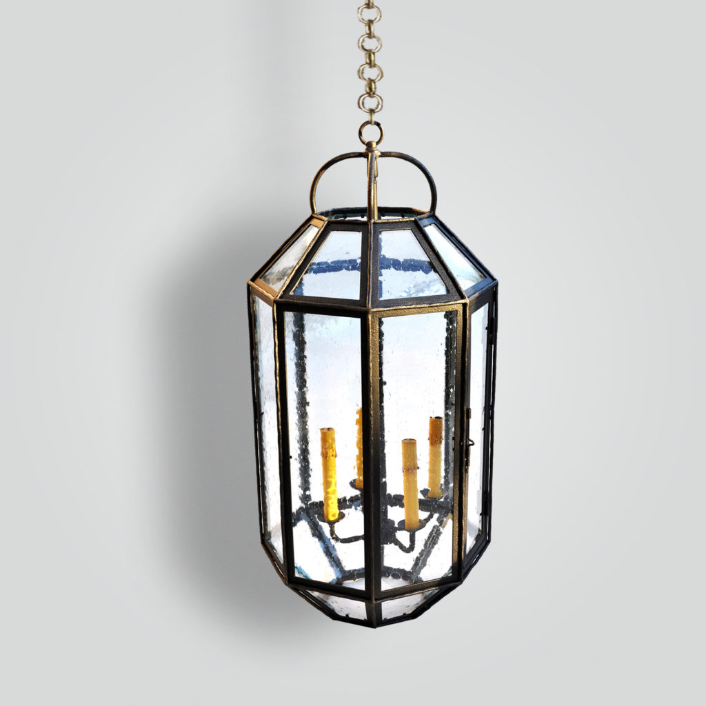 852-mb4-ir-p-sh Large Lantern – ADG Lighting Collection