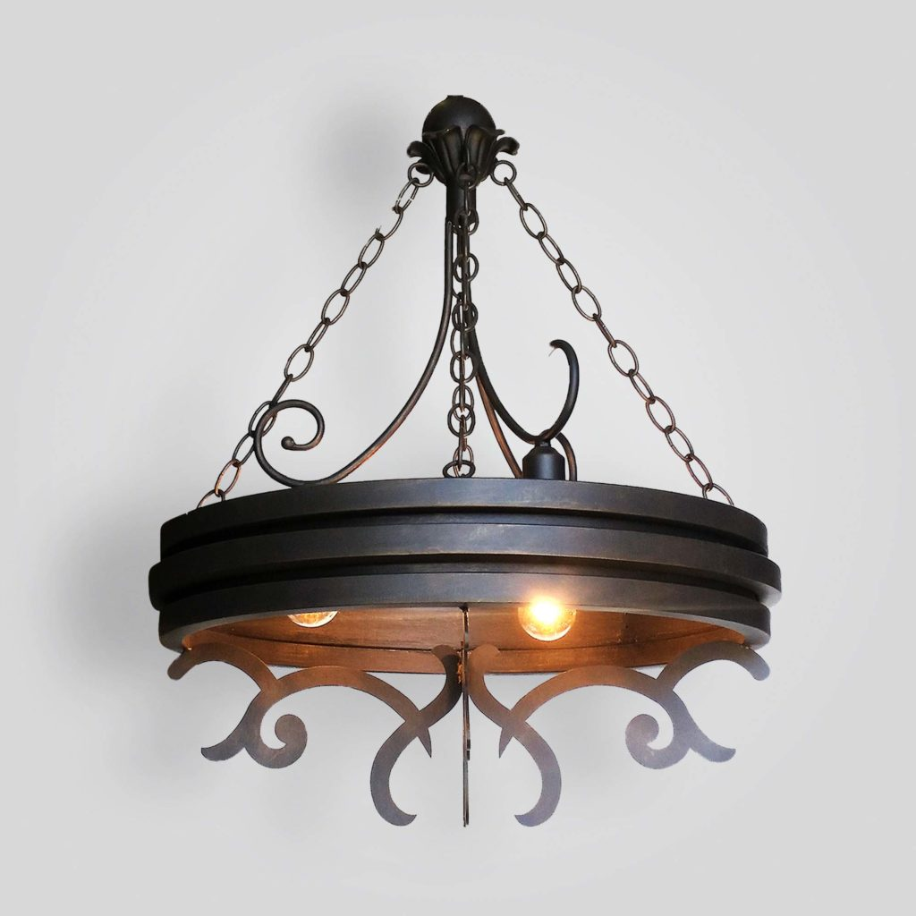 90542 Knou Pendant – ADG Lighting Collection