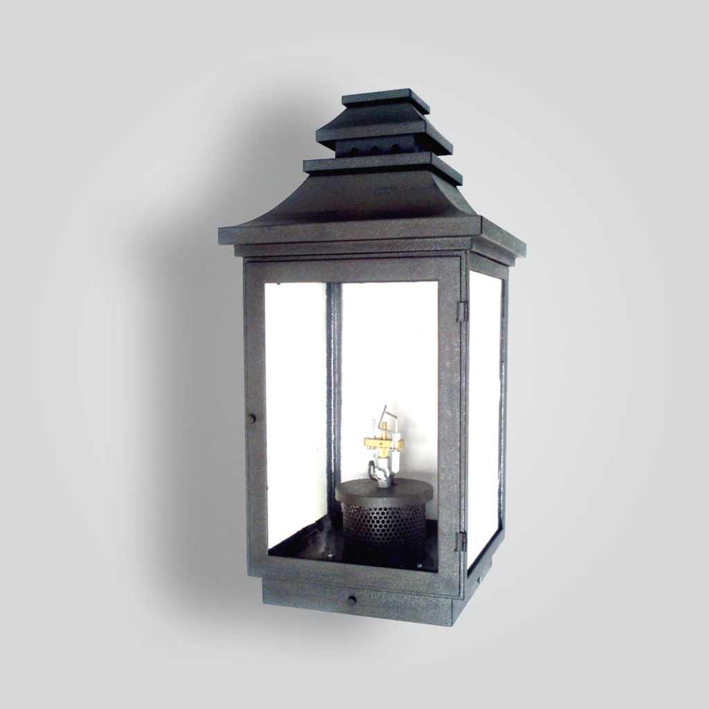 915-ga-st-w-sh-transitional-lantern-goes-with-many-styles-gas-pilaster-lantern – ADG Lighting Collection