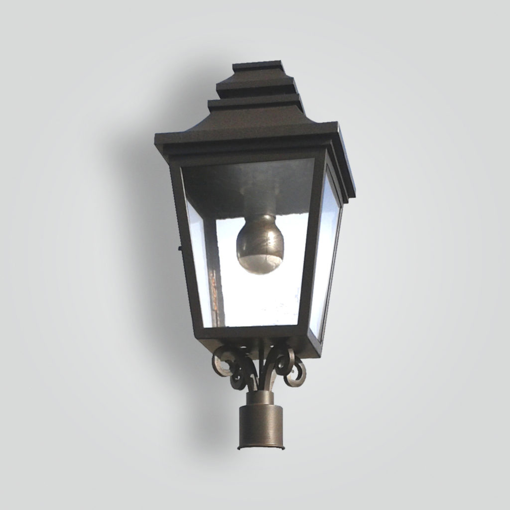 917 Monarch Post Light – ADG Lighting Collection