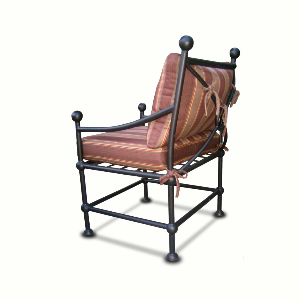 10001-ir-ch Anthony Chair – ADG Lighting Collection