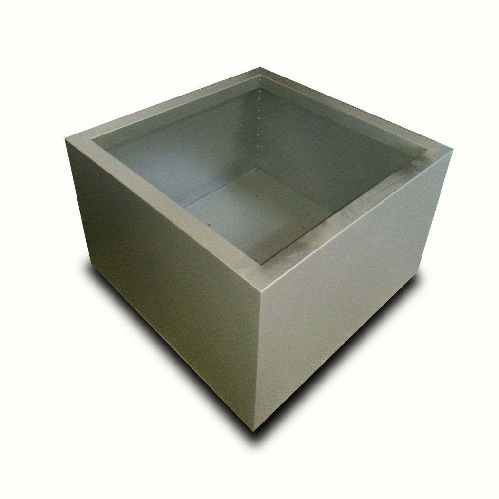 14001 Silver Planter – ADG Lighting Collection