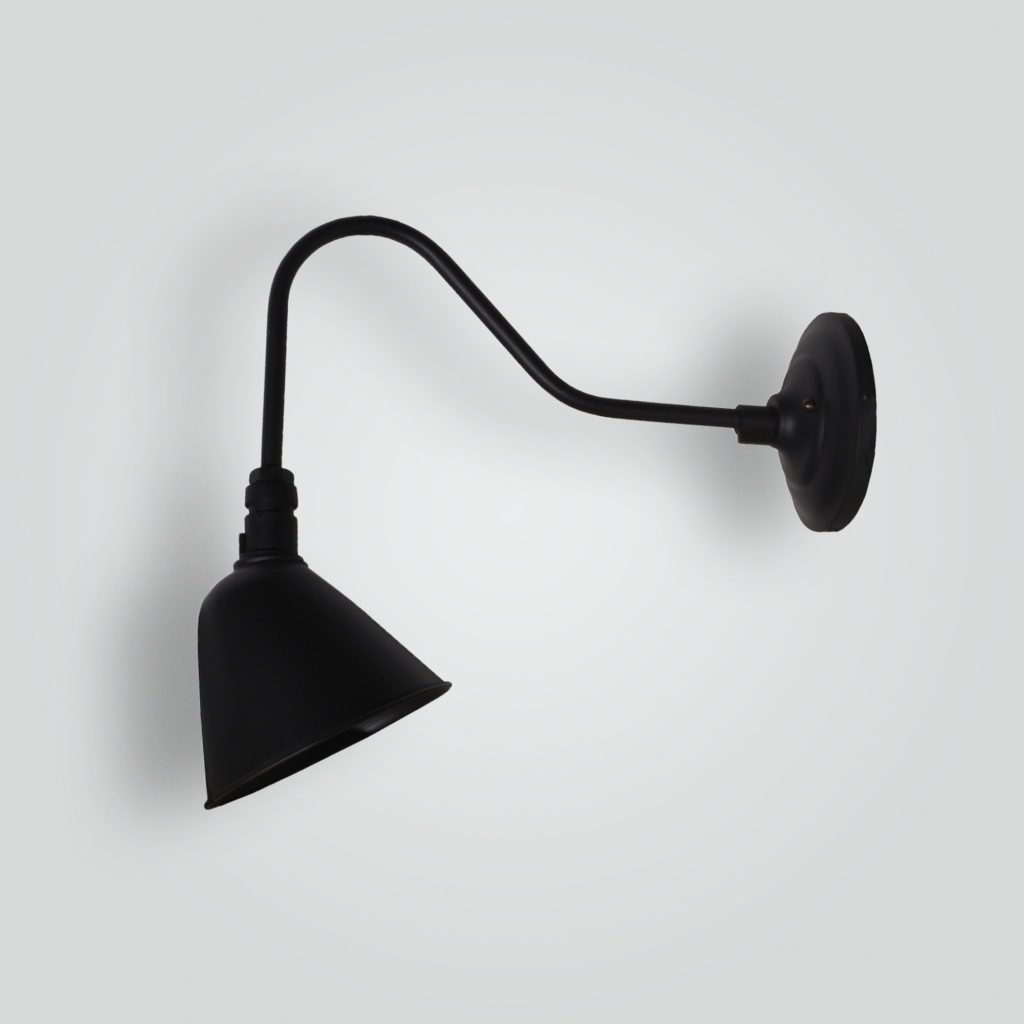 80597 Goose Neck Wall – ADG Lighting Collection