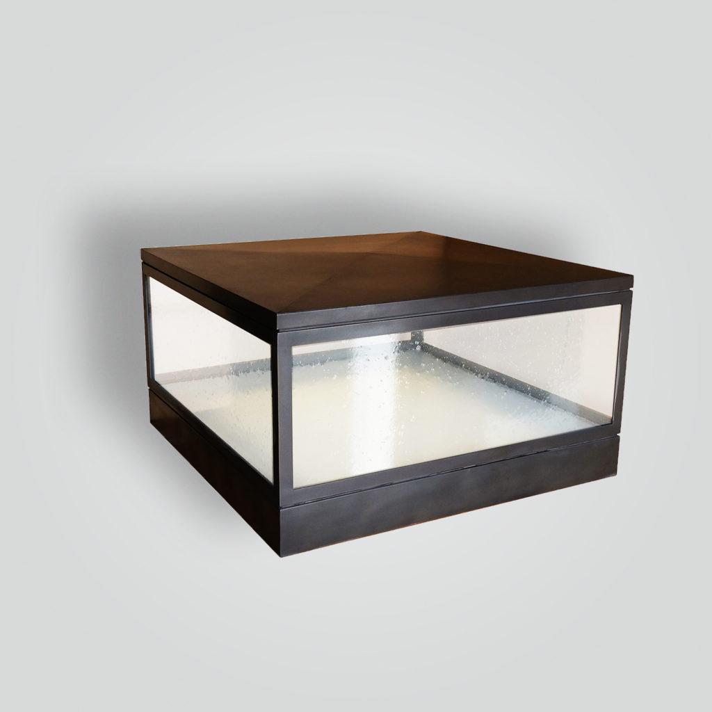 Bel Air Bronze Lantern – ADG Lighting Collection