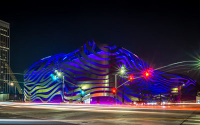 The Petersen Automotive Museum