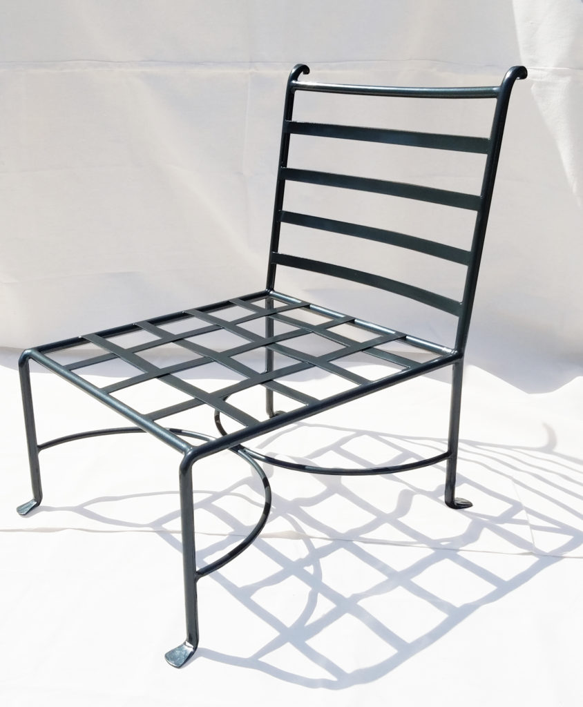 Carmelina Exterior Chair ADG Lighting Collection