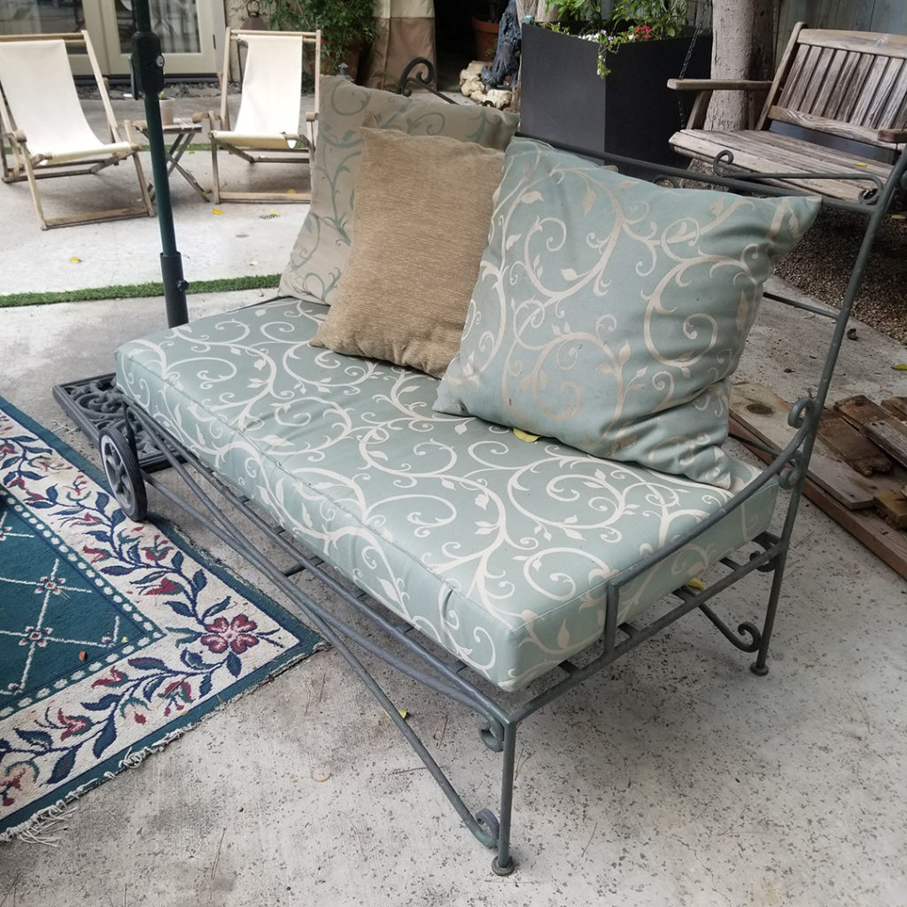 New Orleans Roller Sofa ADG Lighting Collection 7