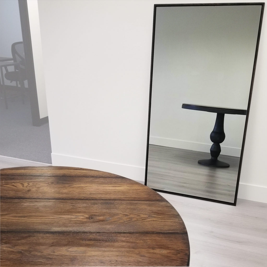 Table And Mirror 3 ADG Lighting Collection