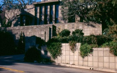 John Storer House: Home to Frank Lloyd Wright Architecture