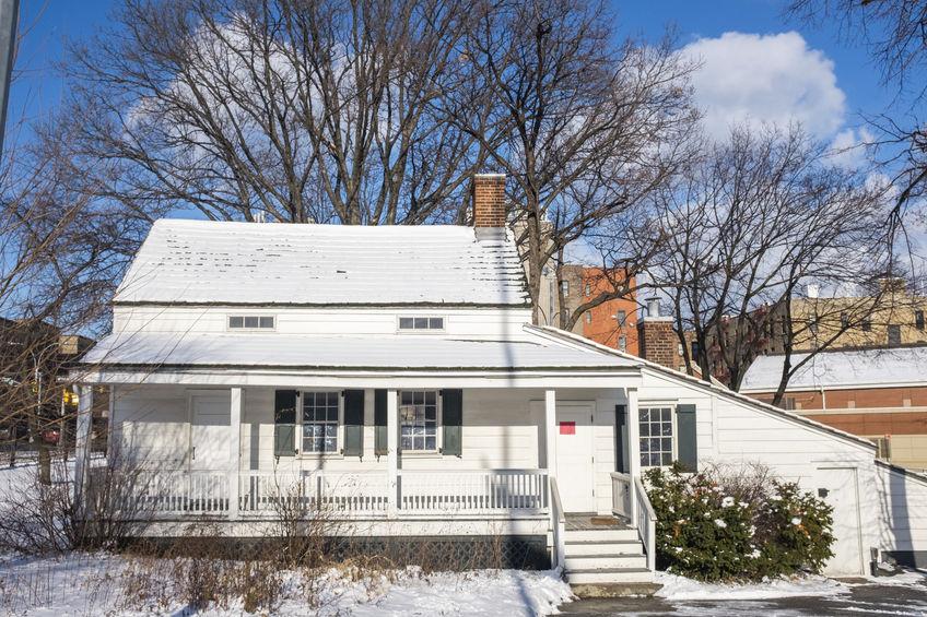 The Edgar Allan Poe Cottage