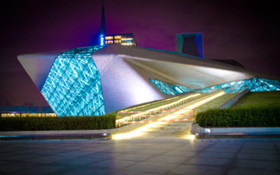 Celebrating Female Architect Zaha Hadid